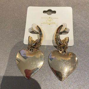 KC /Women's/Gold/Earings/NWT